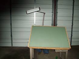 Lighted Drafting Table Used Drafting Table Zeppy Io