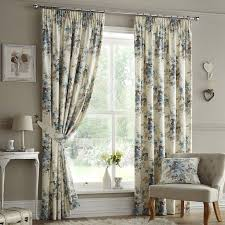 Floral Lined Curtains Best 25 Teal Pencil Pleat Curtains Ideas On Pinterest Green