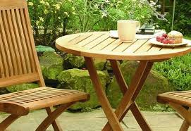 Traditional Outdoor Furniture by Cambridge Teak Bistro Set Traditional Outdoor Pub And Bistro
