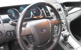 2010 Ford Taurus Interior 2010 Ford Taurus Mother Proof Review Cars Com