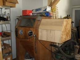 Homemade Blast Cabinet Homemade Blast Cabinet Gloves Off Topic Forum Mg Experience