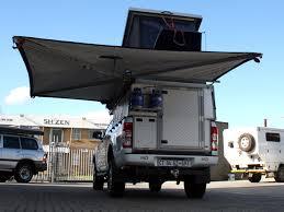 Wing Awning Alu Cab Australia