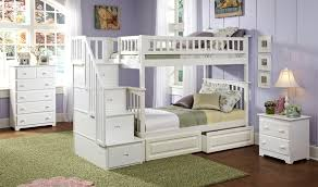 Bunk Beds  Step  Loft Beds Bunk Beds With Storage White Loft - Step 2 bunk bed