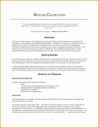 sle of hobbies and interests on a resume sle resume