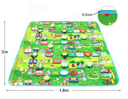Kid Play Rug Baby Kid Toddler Play Crawl Foam Blanket Rug Review Mykidsadviser