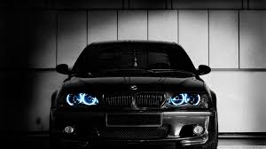 bmw black bmw black xenon lights wallpapers hd desktop and mobile