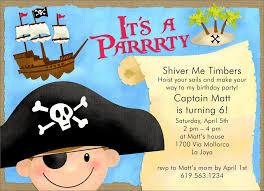 pirate birthday party invitations stephenanuno com