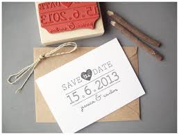 Cheap Save The Date How To Easy Diy Your Wedding Stationery