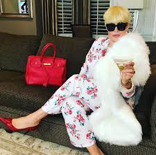 martini meme kris jenner platinum blond hair memes popsugar beauty