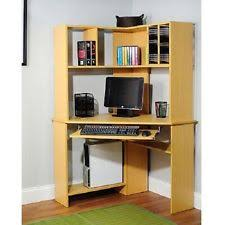 Realspace Magellan Corner Desk And Hutch Bundle Contemporary Corner Desks L Shaped Desks Office Furniture Ebay