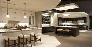 Modern American Kitchen Design Modern American Kitchen Decorating Clear