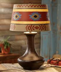 lovely southwestern lamp shades 13 in country lamp shades for