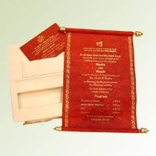 sikh wedding cards sikh wedding cards in mumbai maharashtra classic creation