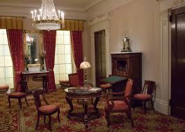 metropolitan dining room set file photograph of a greek revival parlor in the metropolitan jpg