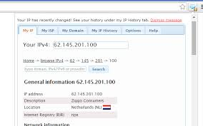 what is my up my ip address chrome web store