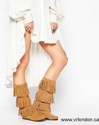 womens size 12 fringe boots minnetonka 2017 shoes s minnetonka taupe suede 3 layer
