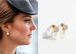 earrings kate middleton channel kate middleton this festive season with jewellery from