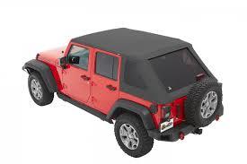jeep wrangler 4 door blue jeep jk unlimited soft top trektop nx plus 07 17 jeep wrangler jk
