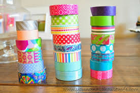 young nasa housewife my small washi tape collection