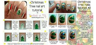 15 easy step by step winter nail art tutorials for beginners