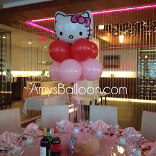hello balloon delivery hello and pink balloon bouquet hello theme