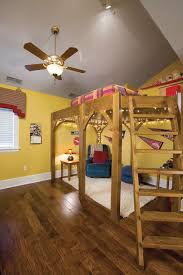 primary color ceiling fan cleveland loft beds kids traditional with primary colors rectangular