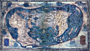Ancient World Map by Hidden Secrets Revealed In 1491 World Map That May Have Guided