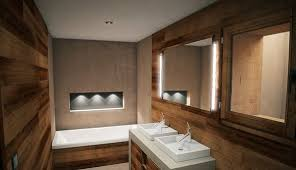 25 luxurious wooden bathroom design ideas