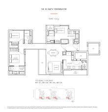 used car floor plan highline residences keppel land live