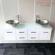 glass top vanity table glass top vanity 24 bathroom bath 36 italiapost info