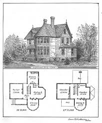 Victorian House Plans Free Farmhouse Victorian House Plan 87643 Plans Beautiful Floor