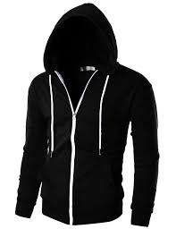 american apparel men u0027s unisex flex fleece zip hoodie at amazon