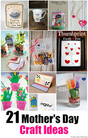 21 awesome mothers day craft ideas you will love