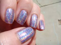 pretty ninja sally hansen nail prisms purple diamond