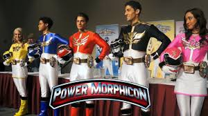 neo saban power rangers cast reveals power morphicon megaforce