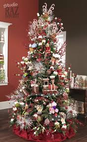 172 best raz past christmas trees images on pinterest decorated