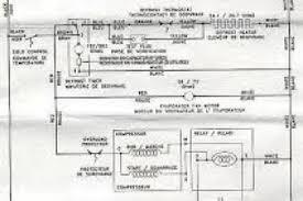 ge refrigerator pressor wiring diagram wiring diagram