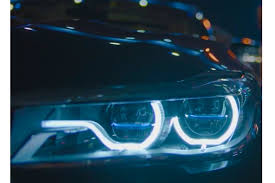 bmw light bmw generation laser lights day and