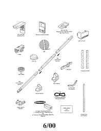 Chamberlain Garage Door Opener Instruction Manual by Garage Doors Craftsman Garage Door Opener Manual Sears