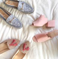 mini post shoes for spring the diaries