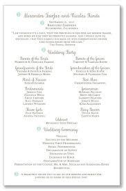 wedding ceremony program template free free one page wedding program templates for microsoft word endo