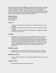 Objectives For Customer Service Resume Dental Assistant Objective For Resume Resume For Your Job