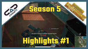 pubg early access pubg early access season 5 highlights 1 youtube