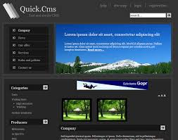 quick cms u0026 quick cart templates for sale skins designs