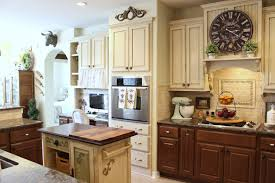 Painting Kitchen Cabinets Antique White 86 Types Special Painting Cherry Cabinets Antique White How To