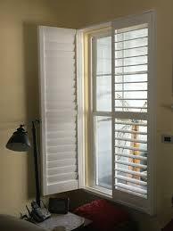 inside mount shutters example in bathroom window bathroom