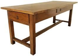 Antique Tables French Oak Kitchen Farmhouse - Antique oak kitchen table