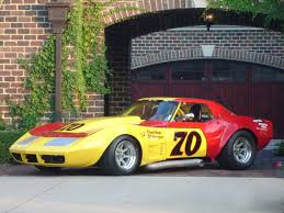 imsa corvette rm sotheby s 1973 chevrolet corvette scca imsa racing car