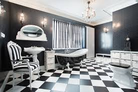 deco bathroom ideas 15 black and white bathroom ideas design pictures designing idea
