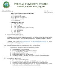 tutorial questions on entrepreneurship the 2017 2018 admission form and date of post utme screening test of